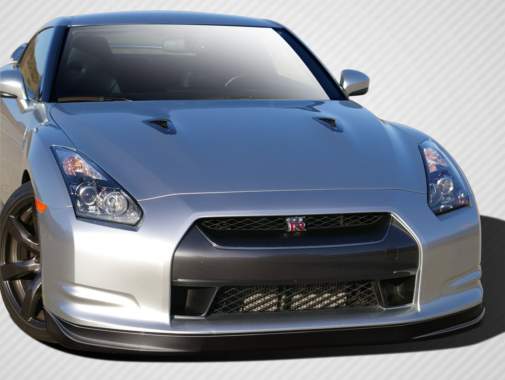 extreme dimensions 2009 2011 nissan gt r r35 carbon. Black Bedroom Furniture Sets. Home Design Ideas