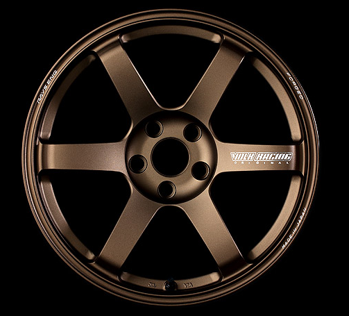 TE37 SAGA Bronze (BR) Set of 4