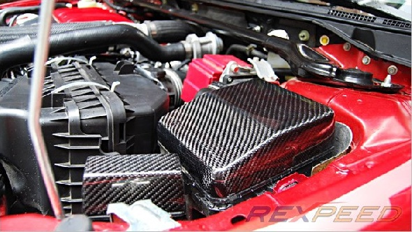 rexpeed evo x carbon fuse box covers wholesale car partsrexpeed evo x carbon fuse box covers