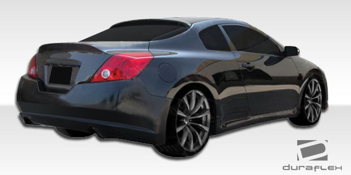 Extreme Dimensions 2008 2012 Nissan Altima 2dr Carbon Creations Gt