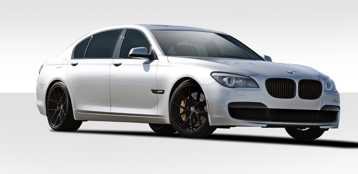 Extreme Dimensions 2009 2014 BMW 7 Series F01 Duraflex M Sport Look Body Kit