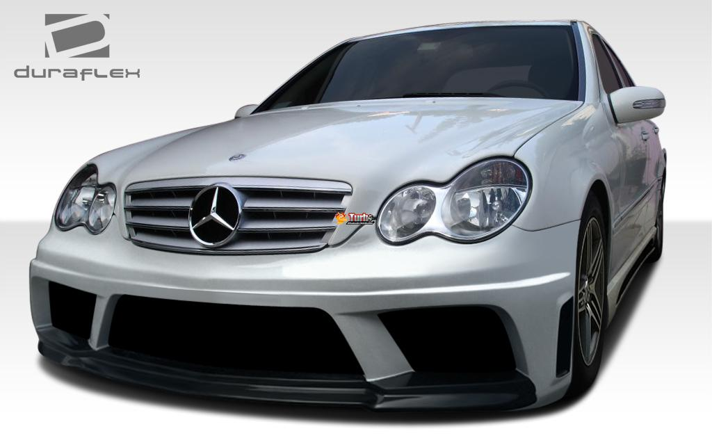 Extreme dimensions 1994 2000 mercedes c class w202 4dr for Mercedes benz c300 turbo kit